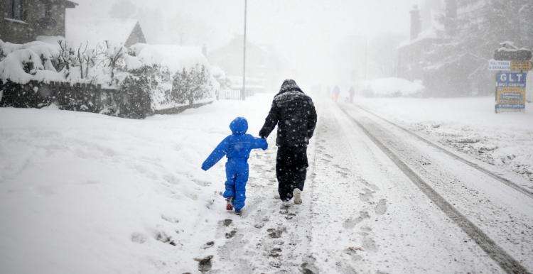 UK winter image