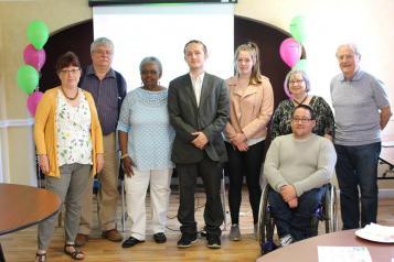 Healthwatch Darlington volunteers