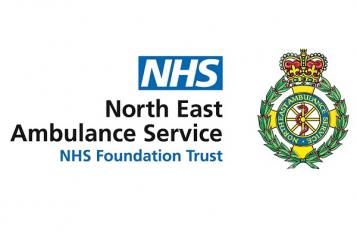North East Ambulance Service logo