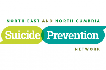 North East and North Cumbria Suicide Prevention Network logo