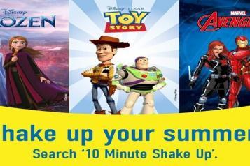10 Minute Shake Up image