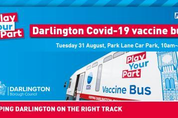Vaccine Bus image