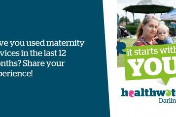 Maternity survey image
